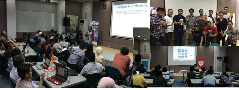 Kelas Offline SB1M di Jakarta