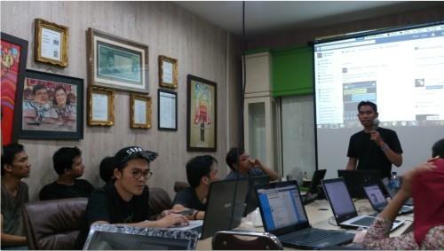 Belajar bisnis online untuk mahasiswa