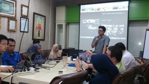 Kursus belajar bisnis online di Aceh