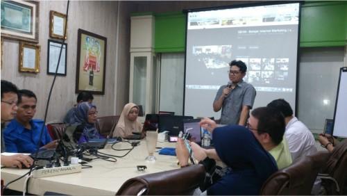 Kursus belajar sekolah bisnis online di Pekanbaru