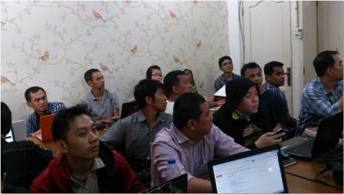 Kursus Belajar Bisnis Online di Palembang