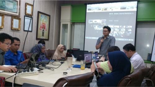 Kursus belajar bisnis online di Serang