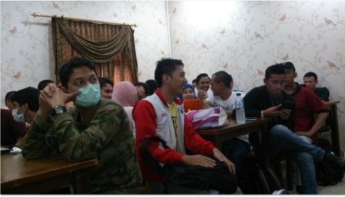 Kursus belajar bisnis online di Padang