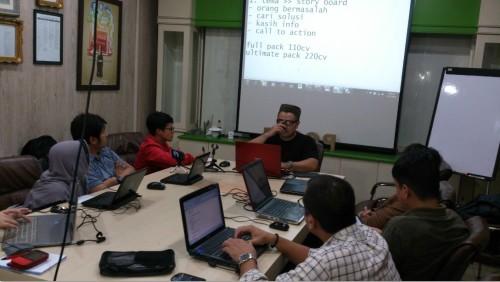 Kursus belajar bisnis online di tanah abang