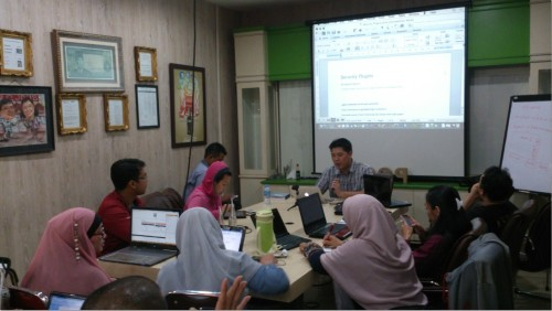 Pelatihan Bisnis Online Jakarta SB1M Murah