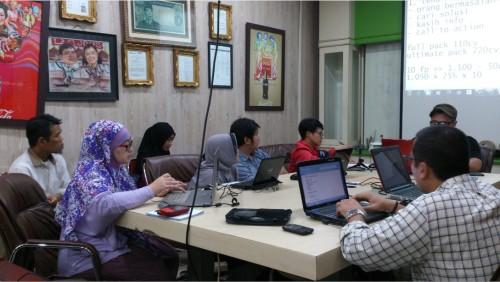 Kursus bisnis online untuk karyawan di depok