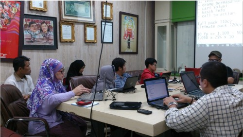 Pelatihan Bisnis Online Semarang Gratis SB1M