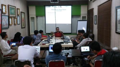 Kursus Membuat Website di Rawamangun