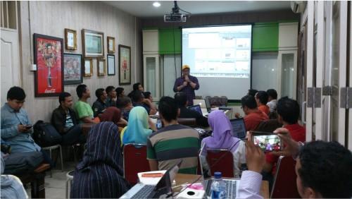 Kursus Bisnis Online untuk Karyawan di Gambir