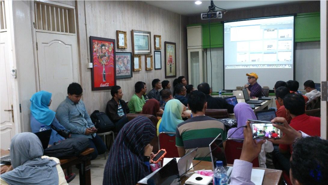 Kursus Bisnis Online untuk Karyawan di Pasanggrahan