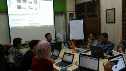 Belajar FB Ads Marketing di Bekasi
