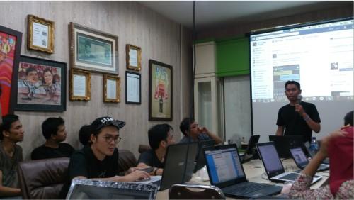 Kelas SB1M Depok Jawa Barat