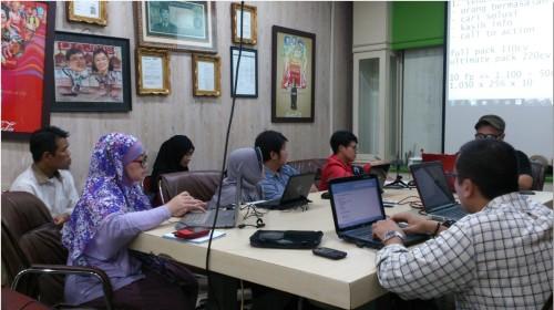 Kursus Internet Marketing WN Indonesia di London Inggris
