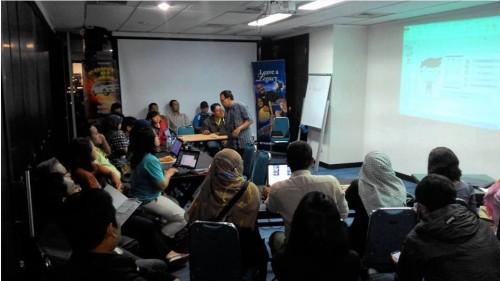 Kursus Bisnis Online SB1M di Semarang