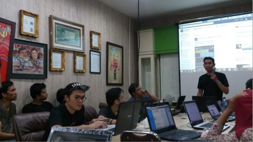 Kelas SB1M Cempaka Putih Jakarta Pusat