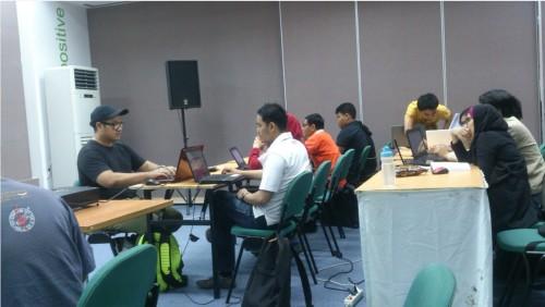 Kelas SB1M Puri Kembangan Jakarta Barat