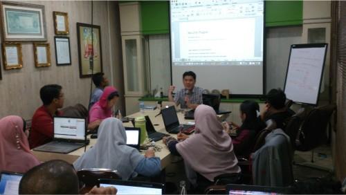 Kelas SB1M Kemanggisan Jakarta Barat