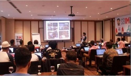 Pembicara Internet Marketing dan Bisnis Online di Semarang