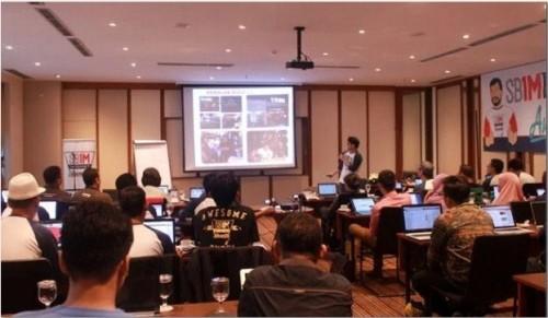 Pembicara Internet Marketing di Bintaro