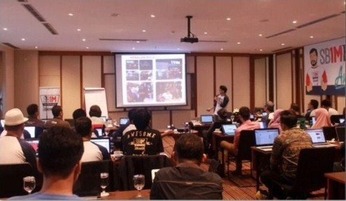 Pembicara Internet Marketing di Ciracas Jakarta Timur