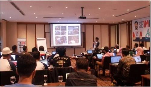 Pembicara Internet Marketing di Kramat Jati Jakarta Timur