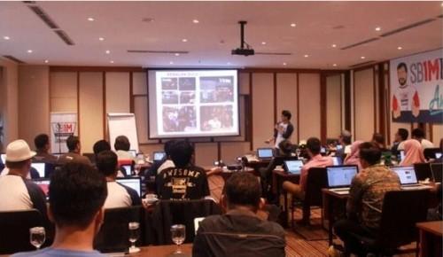 Pembicara Internet Marketing di Pasar Rebo Jakarta Timur