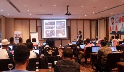 Pembicara Internet Marketing di Senen Jakarta Pusat