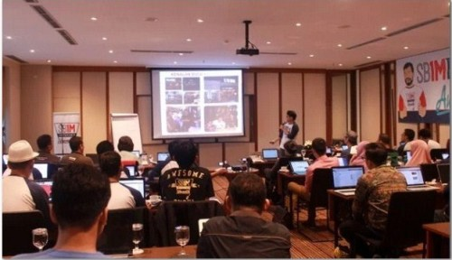 Pembicara Internet Marketing di Palmerah Jakarta Barat