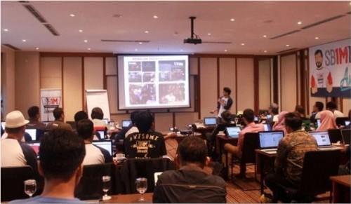 Pembicara Internet Marketing di Padang Sumatera Barat
