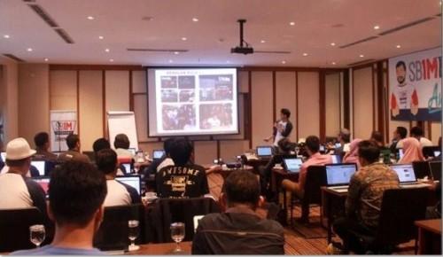 Pembicara Internet Marketing di Banjarmasin Kalsel
