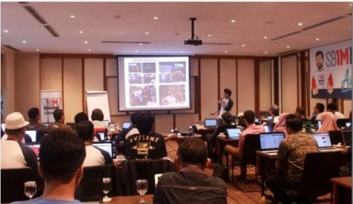 Pembicara Internet Marketing di Sorong Papua