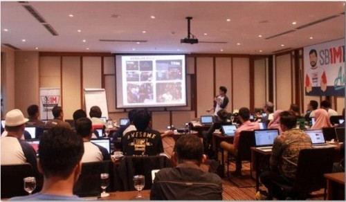 Pembicara Internet Marketing di Tebet Jakarta Selatan