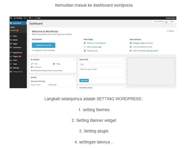 tutorial membeli hosting domain di dewaweb