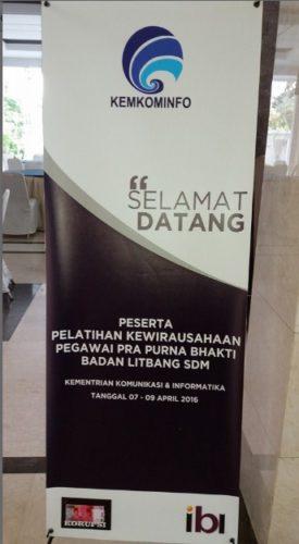 Trainer Seminar Bisnis Online Terbaik Indonesia