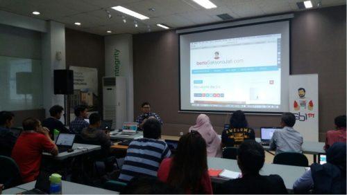 kursus internet digital marketing SB1M di sidoarjo