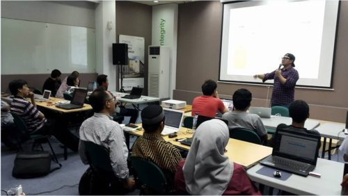 Kursus Internet Digital Marketing SB1M Di BRI Sudirman