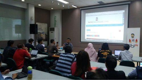 Kursus Internet Digital Marketing SB1M Di Subang