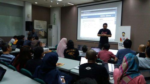 Kursus Internet Digital Marketing SB1M Di Bontang