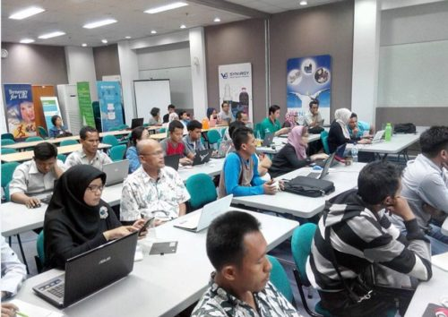 Kursus Internet Digital Marketing SB1M Di Pulau Seram