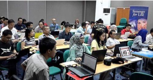 Kursus Internet Digital Marketing SB1M Di Pati