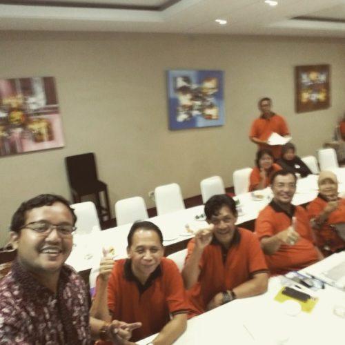 Pembicara Internet Marketing di Kementerian Kominfo Bandung