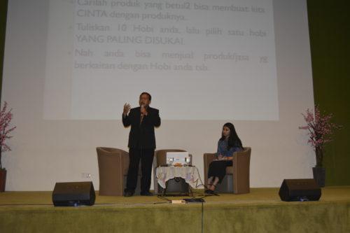 Pembicara E-commerce Nomor Satu Andreas Agung Bawono