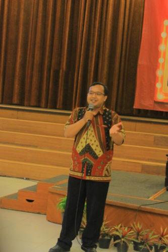 Pembicara Internet Marketing di Universitas Padjadjaran UNPAD Bandung