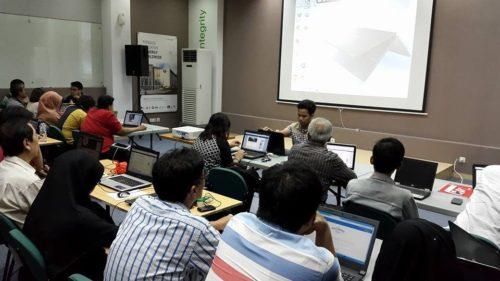 Kelas Internet Marketing SB1M di India
