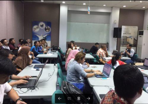 Seminar Marketing Online SMO SB1M di Tangerang