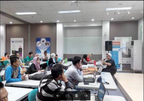 Seminar Workshop Internet Marketing SB1M di Jakarta Barat
