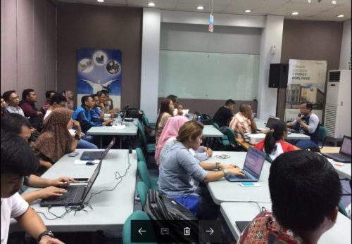 Seminar Workshop Digital Marketing SB1M di Jakarta Pusat