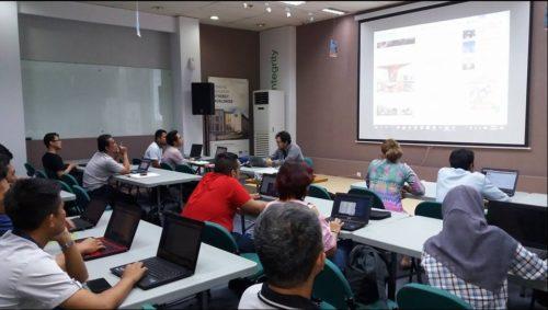 Seminar Workshop Digital Marketing SB1M di Jakarta Utara