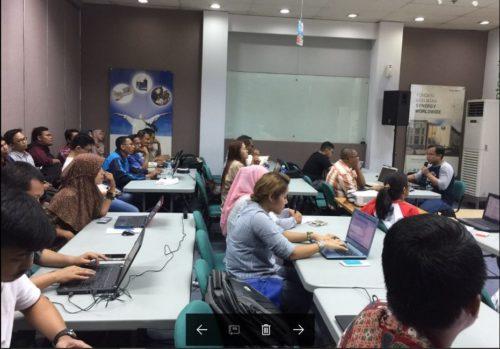 Seminar Workshop Internet Marketing SB1M di Jakarta Selatan