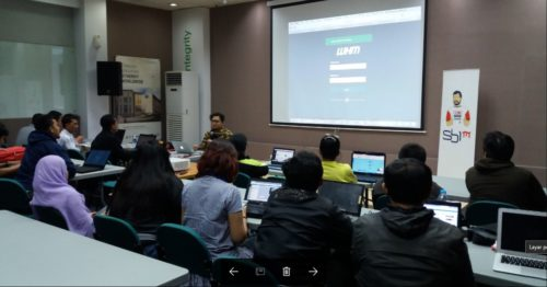 Seminar Workshop Bisnis Online SB1M di Jakarta Barat